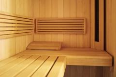 Larixhitta IR Sauna